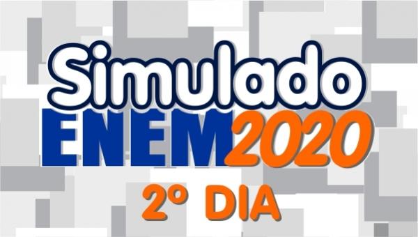 Simulado Enem 2020 2º Dia
